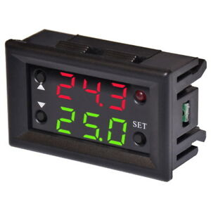 W1220-Digital-Thermostat-12V-NTC-Sensor-Einstellbar-Temperaturregler-Schalter