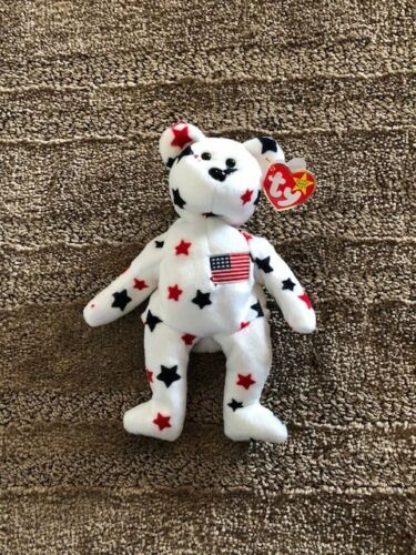 TY Beanie Babies Collection  1997 Glory