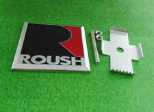 Roush Grill Badge For Gt Grille Grill Emblem Badge Grill Badge Fit All Cars New Fits Focus