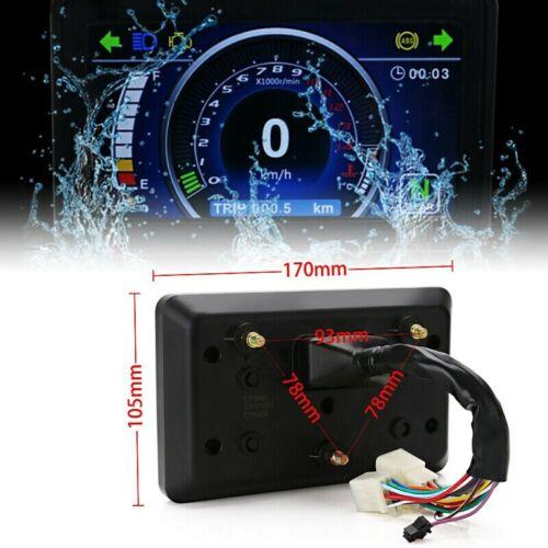 S Hi-Tech Digital Tachometer für Suzuki Bandit 600
