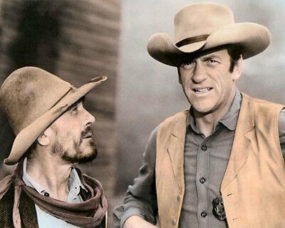 Burt Reynolds Gunsmoke Cowboy 8x10 Photo Picture Quint 1963 1964 1965 Wild West