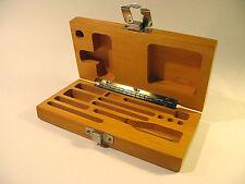 Vintage Pine Tool Storage Box With Original Hardware.