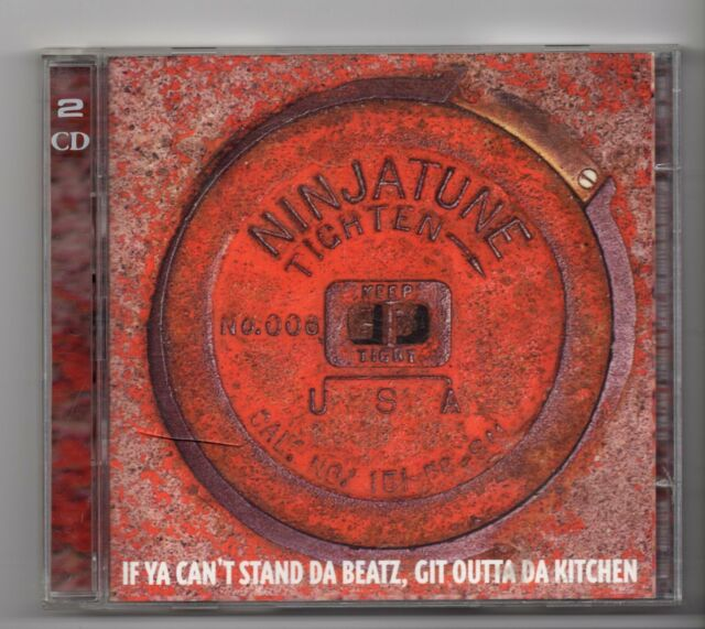 (JE142) Ninjatune USA, If Ya Can't Stand Da Beatz ... - 1996 double CD