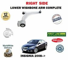 FOR OPEL INSIGNIA 2008--  NEW RIGHT SIDE LOWER FRONT SUSPENSION WISHBONE ARM