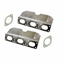 Bmw E46 (01-06) Exhaust Gasket Kit (4 Pcs) Manifold Head Catalyst Muffler on sale