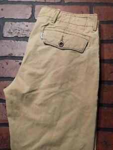 Levi-039-s-Straight-Leg-Khaki-Pants-Men-039-s-Size-29-x-30