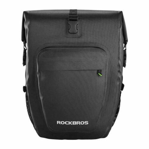 RockBros Vélo Sac 100/% étanche déballer cendres Sacoche Sacs 27 L DHL