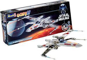 REVELL-06656-Star-Wars-X-Wing-Fighter-EASY-KIT-1-57-easy-kit