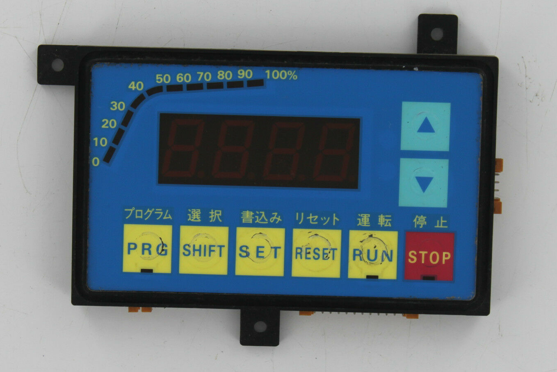 FUJI ELECTRIC N119-1013 KEYPAD OPERATOR PANEL CONTROL UNIT