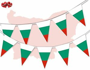 Bulgaria-Full-Flag-Patriotic-Themed-Bunting-Banner-15-Triangle-flags-National