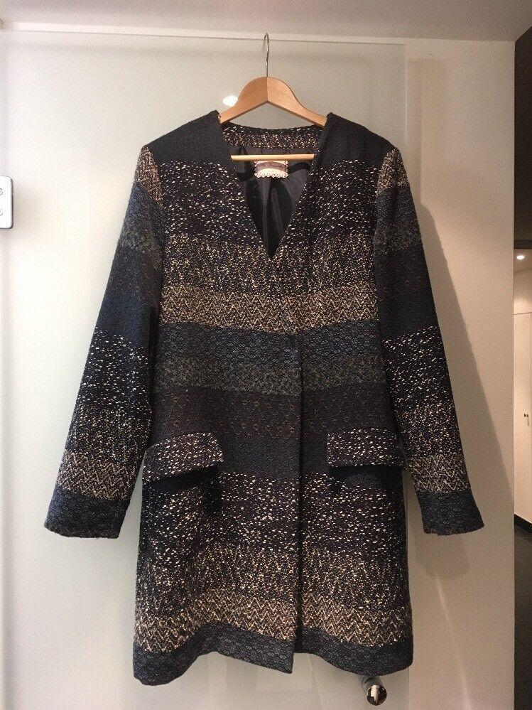 Mantel Blazerstil Größe 42 | Berühmter Laden  | | | Moderater Preis  | Qualität Produkte  fd0885