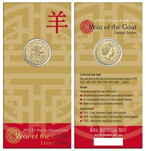 2015-Lunar-Series-Year-of-the-GOAT-1-Unc-Coin-in-Card-RAM