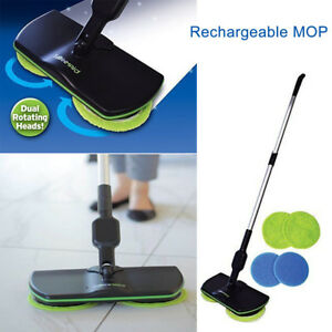 Home Electric Rechargeable Cordless Powered Floor Cleaner