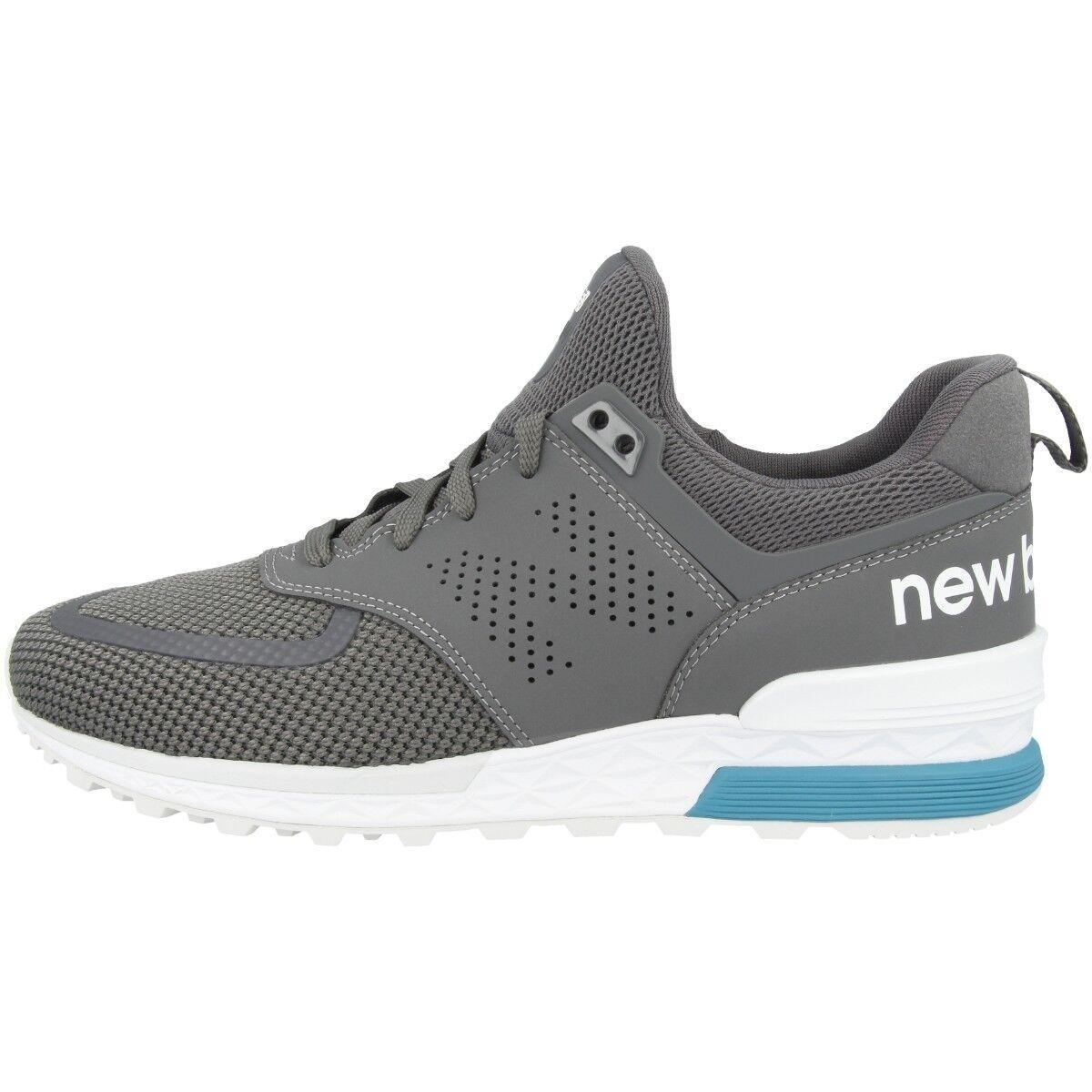 New Balance Ms 574 Pcg Chaussures de Sport Homme Sneaker Rétro Castlerock