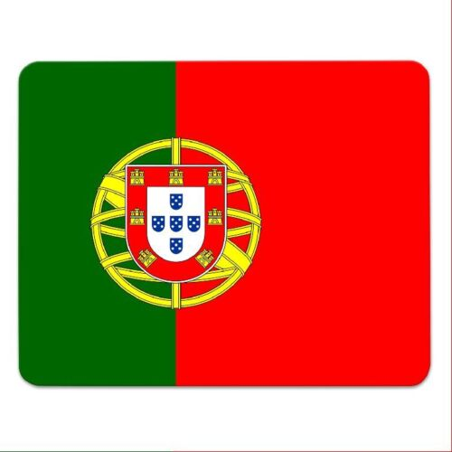 "Fahne Mousepad /""Portugal/"" Landesflagge República Portuguesa"