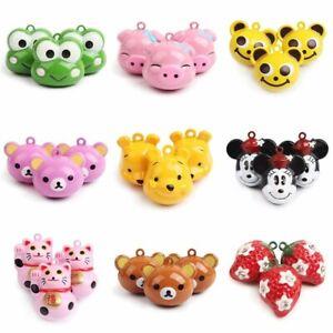 Pet Collar Bells  - Cat, Dog or Puppy - Halloween, Rilakkuma, Spongebob