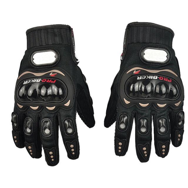 Full Finger Racing Motorcycle Motorbike Motocross Cycling Bike Warm Gloves