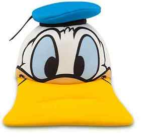 Image is loading NEW-Disney-Parks-Adult-Donald-Duck-Face-Baseball- 92daa8ad36b