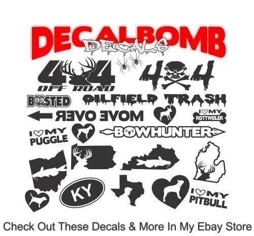 Big Boy Toy Script Windshield Decal Sticker Vinyl Diesel Banner Turbo Car Truck