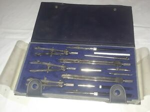 Vintage-Sears-Drafting-Tools-Complete-Set-607-5118