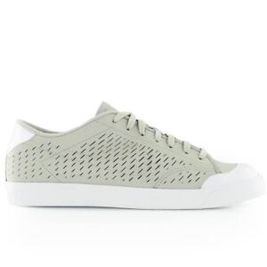 Image is loading Nike-All-Court-2-Low-Leather-Pale-Grey-