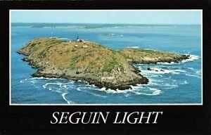 Postcard-Sguin-Island-Light-House-Maine