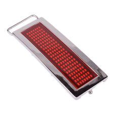 Red Digital LED Programmable Text Screen Belt Buckle Scrolling Screen Message