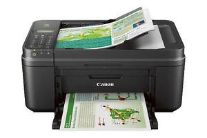 Canon-PIXMA-MX492-Black-Wireless-All-In-One-Inkjet-Printer-Used