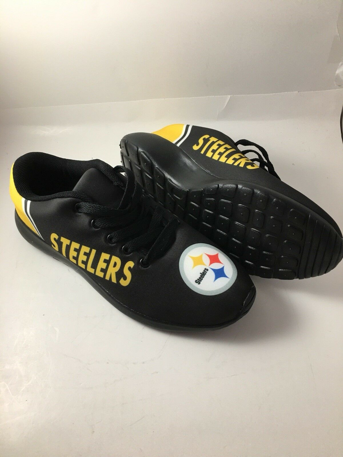 Pittsburg Steelers Unbranded Womens Size 8 Tennis shoes