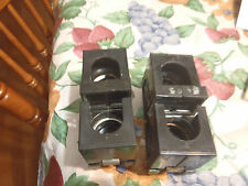 Vintage Double Fuse Holders For Screw In Type Lot Of 2
