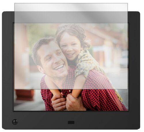 5x Schutzfolie für NIX Advance 8 Zoll Digitaler Bilderrahmen Display Folie klar