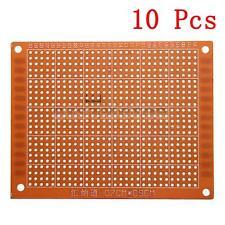 10PC 7x9cm DIY Universal PCB Circuit Board Prototype Paper Stripboard Veroboard