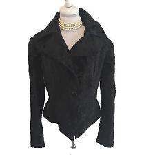Sorbara for Neiman Marcus Genuine Persian Lamb Jacket in Black | M/L