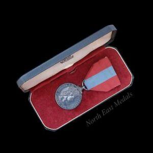 EIIR-Imperial-Service-Medal-John-Paddock