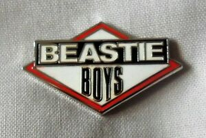 BRAND-NEW-Beastie-Boys-enamel-pin-badge-Hip-Hop-Def-Jam-Run-DMC-Eminem