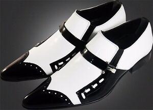 O-G-CHELSY-Top-ITALIANA-Designer-Pantofola-Bianco-NERO-43