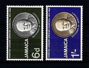 Nouvelle Mode Jamaica - 1966 - Anniversario Della Morte Di Sir Winston Churchill Remises Vente