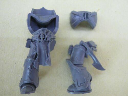 Warhammer 40k - 2019 Legs Chaos Space Marine Torso Kill Team E