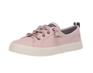 8a84d840b86c5 Details about SPERRY Women's Crest Vibe Washable Leather Sneaker SIZE 7