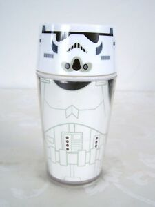 Zak Star Wars Stwv R053 Storm Trooper Cup With Lid Ebay