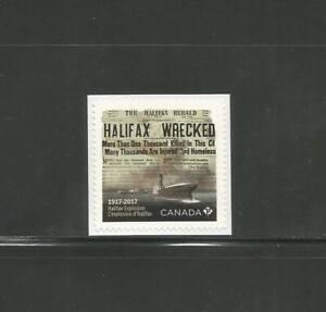 BOOKLET-SINGLE-3050-HALIFAX-EXPLOSION