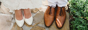 3 Classic Footwear Styles for the Traditional Groom