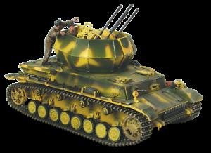 Forces of Valor GERMAN FLAKPANZER IV WIRBELWIND Poland 1944 1:32