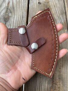 Custom-Hand-Made-Pure-Leather-Sheath-For-Axe-amp-Hatchets-qx