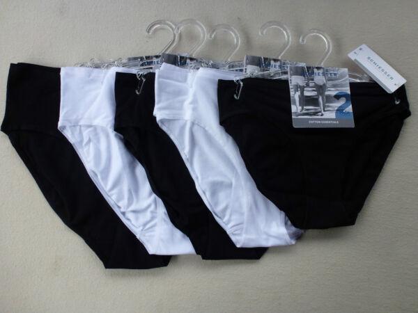 SCHIESSER Damen Tai Slips Doppelpack 95/5 ESSENTIALS S-4XL Slips Unterwäsche