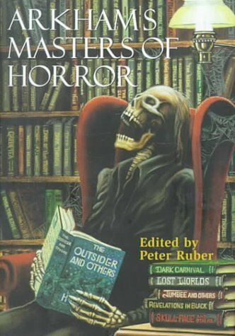 (Good)-Arkham's Masters of Horror: A 60th Anniversary Anthology Retrospective of