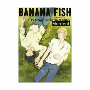 BANANA-FISH-TV-Animation-Official-Guide-Moment-Comics-Paperback