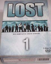 LOST - Staffel 1 - 7 DVDs/Mystery/25 Episoden/BOX