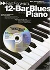 Fast Forward: 12-Bar Blues Piano by Jack Long (Paperback, 1997)