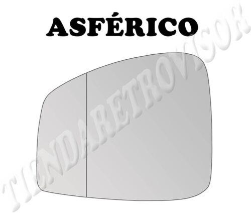 ASFERICO CRISTAL RETROVISOR RENAULT SCENIC 2009